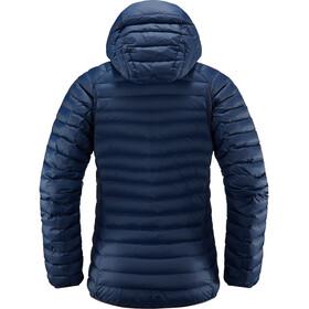 Haglöfs W's Essens Mimic Hood Tarn Blue